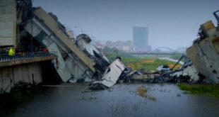 Genova. 39 morti e 16 feriti. Pilone rischia di crollare sulle case. Interrotte le operazioni