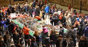 Con Piace Mattoncini 5, i Lego tornano alla Galleria Alberoni