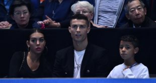 Cristiano Ronaldo, brindisi da 30mila euro per le nozze con Georgina?