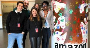 Amazon con l'associazione ANLAIDS per sensibilizzare il personale sul tema delle malattie sessualmente trasmissibili