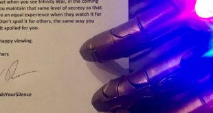 """Avengers Endgame: la lettera ai fan di Joe e Anthony Russo. """"Attenzione agli spoiler!"""""""