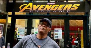 Avengers: Endgame. Samuel L. Jackson sorpreso alla proiezione in un cinema di Trieste