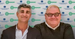 Raffaele Chiappa e Nicola Maserati Confcommercio Confesercenti
