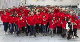 Bagno di folla per i LEGO. 12.000 visitatori a Piace Mattoncini
