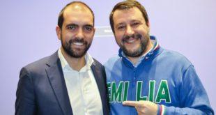 Matteo Rancan capogruppo della Lega in Emilia-Romagna