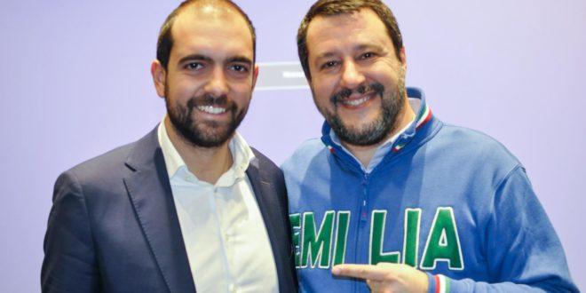 Matteo Rancan Matteo Salvini capogruppo