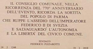 Parma. Federico di Svezia e la gaffe epocale nell'anno della cultura