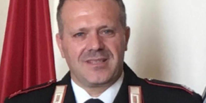 maresciallo Giuseppe Marcinnó carabinieri