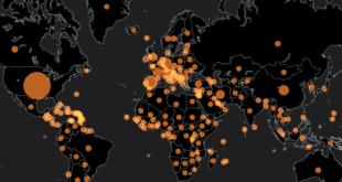 1,5 milioni di contagi e quasi 90.000 morti. Dalla Cina dati poco trasparenti