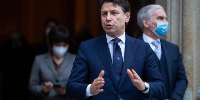 Giuseppe Conte Piacenza