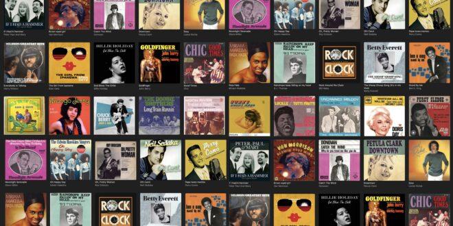 Le più belle canzoni degli anni 60