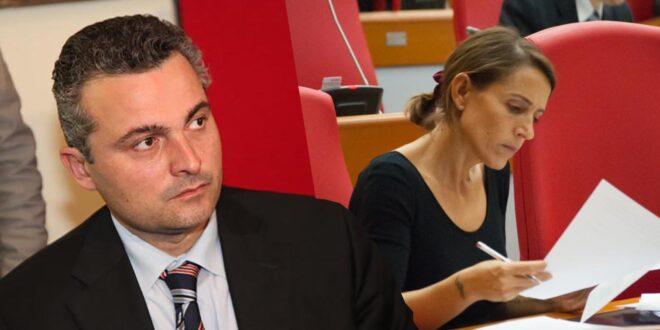 Raffaele Donini e Katia Tarasconi