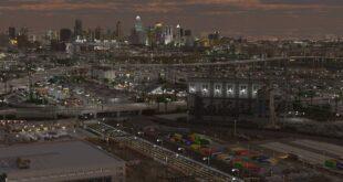 Minecraft. 400 persone in 9 anni hanno costruito una Los Angeles in scala 1:1