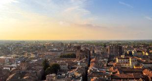 Piacenza Skyline