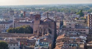 Piacenza San Francesco Via XX Settembre