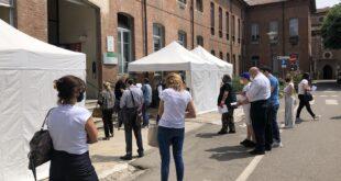 Screening sierologico a Piacenza. Effettuati già migliaia di test