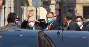 """Il Presidente Mattarella a Codogno: """"siete stati un esempio di senso civico. Vi ringrazio"""""""