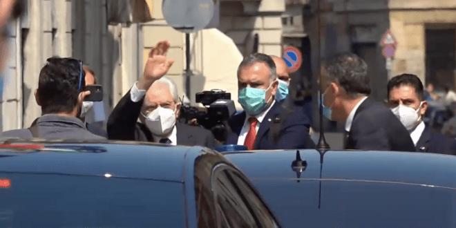 Sergio Mattarella Presidente Codogno