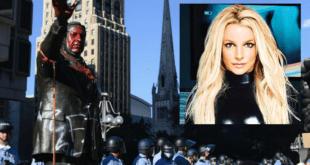 Una statua di Britney Spears potrebbe rimpiazzare i monumenti confederati in Louisiana