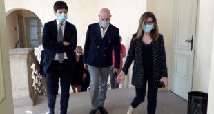 Il Ministro Speranza a Piacenza. Investimenti sulla sanità locale