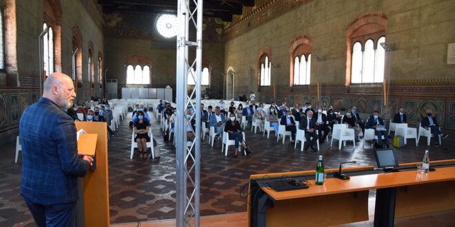 Bonaccini a Piacenza