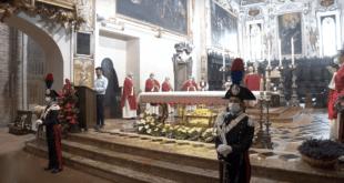 """Sant'Antinino. Il premio """"Antonino d'oro"""" alla Città e alla Provincia di Piacenza"""