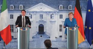 """Angela Merkel: """"Penso che avremo un accordo sul Recovery Fund"""""""