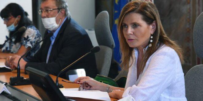 Patrizia Barbieri sindaco di Piacenza
