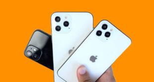 Svelato il nuovo iPhone12. Ecco le foto dei 3 modelli