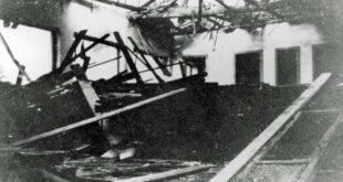 80 anni dalla tragedia della Pertite. Mai chiarite le cause dello scoppio
