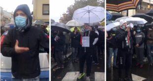 La protesta di palestre e ristoratori invade Piacenza