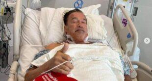 Nuovo intervento al cuore per Arnold Schwarzenegger