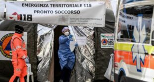 Coronavirus a Piacenza. Quasi 6.000 casi (118 più di ieri). 7 persone in terapia intensiva