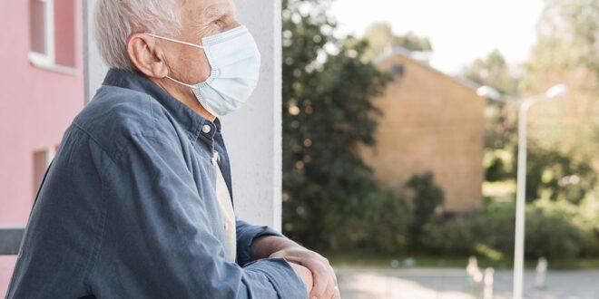 anziano covid coronavirus