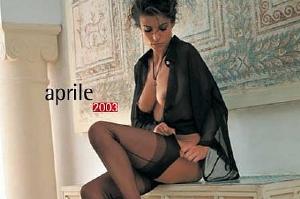 Elisabetta Canalis nuda