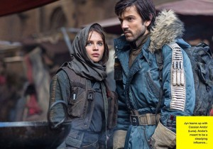 Rogue One / Empire Magazine
